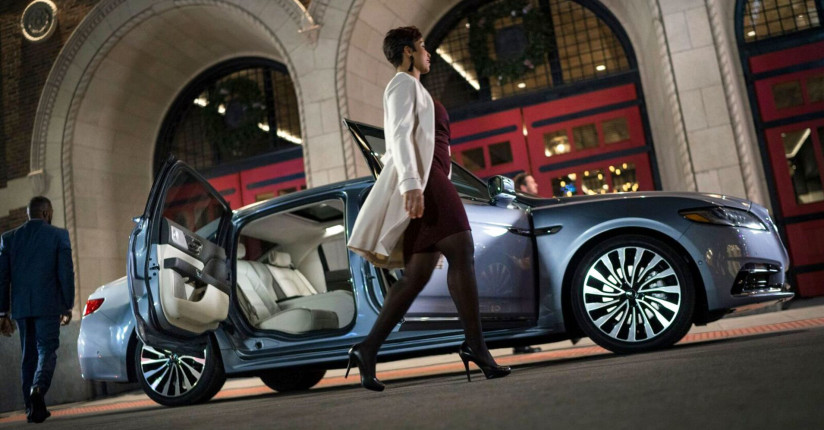 All The $100,000 Lincoln Continental Sedans With 'suicide Doors' Sold Out In Two Days