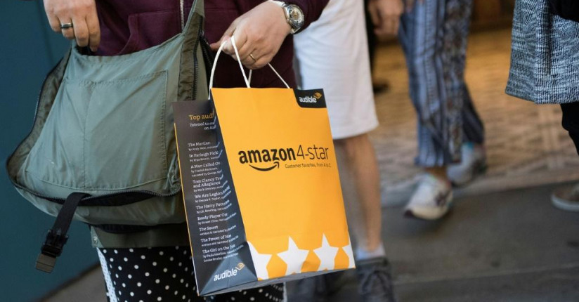 Amazon Opens Britain's First '4-star' Non-food Store