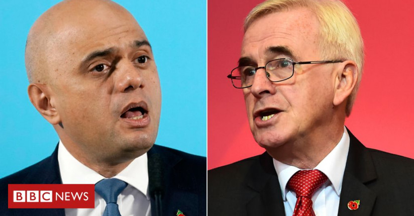 General Election 2019: Row Breaks Out Over Labour Spending Plans