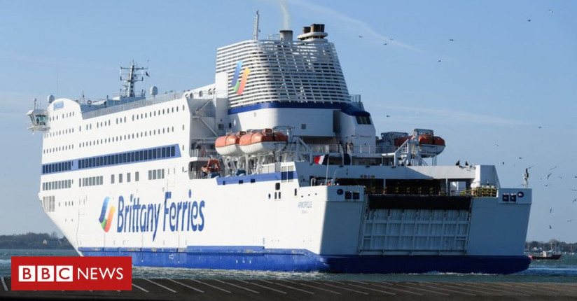 Government Spends £7m As No-deal Ferry Bookings Start