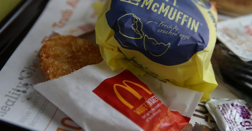 McDonald's Drops Prices On Classic Menu Items After VAT Cut