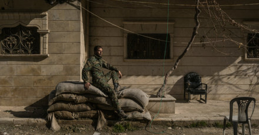 Meet Americas Syrian Allies Who Helped Defeat ISIS