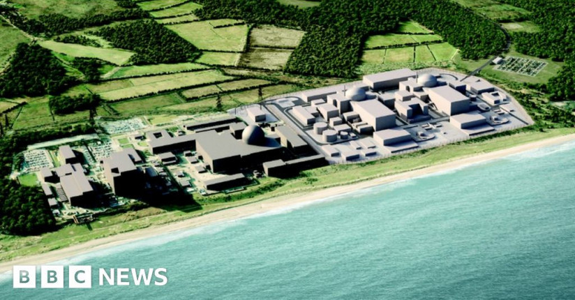 Sizewell C: Public Asked To Part Fund Nuclear Power Plant