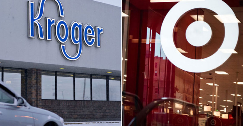 Target, Kroger Shares Rise On Merger Report, But Source Tells CNBC There Are No Talks
